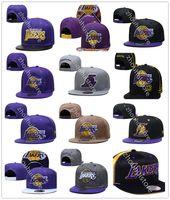 قبعات جديدة لوسانجيلليكرزالبيسبول snapback القبعات الفرق مدينة القبعات مزيج مباراة ترتيب جميع قبعات في الأسهم أعلى جودة قبعة الجملة التطريز تسليم سريع