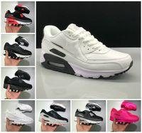 Высочайшее качество 90s спортивная обувь дешево 90 мужчин женщин черный белый инфракрасный rankaft Royal denham открытый кроссовки классические дизайнеры обувь B20