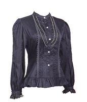 Lolita Blouse Female Women Long Sleeve Gothic Princess Shirt Tops Women's Blouses & Shirts