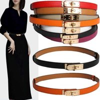 Designer Belt 2021 Cool Thin Women' Fahion Kelly Weater Coat Decoration with Kirt