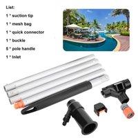Eu Standard Swimming Pool Vacuum Head Cleaner Brush Sweep Handbroom Brushes Portable Cleaning Tool #4 & Accessories