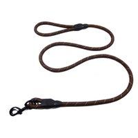 1.5 م كبير عاكس جولة حبل اليد القابضة حبل الكلب المقود الكلب الجر حبل الحيوانات الأليفة