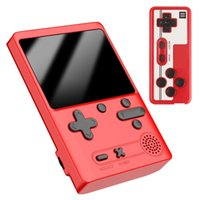 2Types Portable Mini Handheld Game Console Retro Video Game Player Built-in 500 Games Accessories Gamepads Controller Consolas