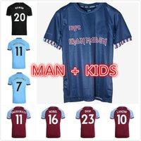 2021 Eisen Maiden X Lingard Home Soccer Jerseys 20 21 Reis Soucek Noble Ham Bowen Lanzini Awig 3. 125 Jahre United Football Shirt West Herren Kids Kit