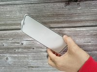 Protectores de pantalla del teléfono celular resisten la película endurecida iPhone 12 Pro Cover Mobile Explosión prueba anti-huella digital impresión completa