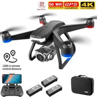 Drones 2021 F11 Pro Drone 4k Dual Hd Camera Professional Rc Helicopter Gps Wifi Fpv Brushless Motor Quadcopter Toys