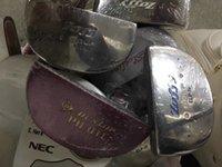 Enlace de la diferencia de precio para los clubes de golf Drivers Putters Putters Putters Hybrids Grips Bolsas No compre sin contacto vendedor