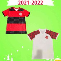 2021 Flamengo Futbol Forması Patama Guerrero Diego Vinicius JR Goleiro Flamenko 21 22 Gabriel B. 2022 Futbol Gömlek Üniforma Ev Uzakta Kırmızı Beyaz
