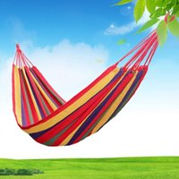 . Hängematte Camping Schlafsaal Outdoor Haken Swing Bett Einzelne Erwachsene Schaukelstuhl Seil Hanging ZaunF0FX