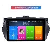 9 inch Android 10.0 Car dvd player For SUZUKI ALIVIO CIAZ 2014-2018 wifi gps navigation Autoradio