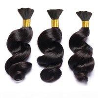 8аплетение человеческих волос Малайзийская свободная волна насыпные волосы для плетения 300 г необработанные натуральные сырые волосы