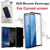 S10e S10plus Good Quality Screen Protector Tempered Glass Case Friendly Film For Samsung S9 S8 Plus Note 9 8 S7 Edge with Package