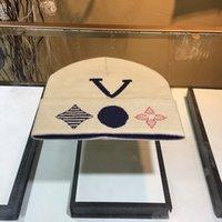 2021 Warm Beanie Letter Printed Designers Caps Hats Mens Womens Fashion Luxurys Casual Bucket Hat High Quality Baseball Cap Winter Chapeau