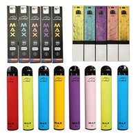 Hyppe Max Disposable Vape 1500+ Puffs Disposable Device Pod Kit 650mAh Battery 3.2ml Pre-Filled Cartridge Puff Bars Breze Stiik