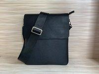 2019 Alta Qualidade Italian Mens Bolsas De Ombro Homem Genuine Leather Backcases Homens Handbag Bolsas Messenger Bag Men Vestido de Noiva Crossbody Bag