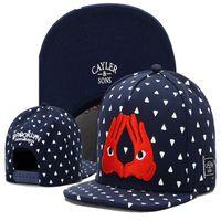 2021 CAYLER et SONS Snapback Prince Fresh Carlton Will Ashley 90s Noir Black Hat Cap, Snapbacks Discount Baseball Noël Vente de Noël