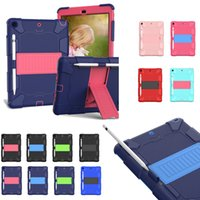 3 in 1 defender kids Case strong Hard PC Hybird Shockproof smart Stand cover for iPad 11 2021 10.2 10.9 9.7 12.9 air 2 4 5 6 7 8 Tab A7 Lite tab a 10.1