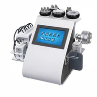9 in 1 40k Laser Lipo Cavitation slimming Machine Face Massager Skin Tightening Red Light Therapy Cellulite Reduction Radio Frequency Ultrasonic Beauty Equipment