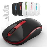 2021 computer mice Wireless mouse 2.4G creative office digital accessories 15 meters distance transmission Optical mouses