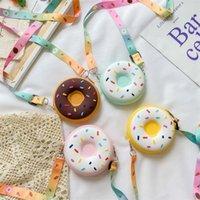 INS Fashion Donut Bag Girls Borse Borse Principessa per bambini Borse per bambini Sequin Catena Ragazze Borsa a tracolla Bambini Borsa a tracolla per bambini Borsa per bambini Borse per bambini 689 Y2
