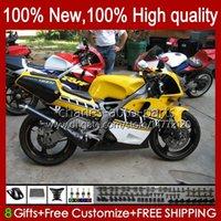 Yamaha TZR-250 TZR250 TZR 250 R RS RR 88 89 90 91 ABS BODYWORK 31NO.42 YPVS 3MA TZR250R 라이트 옐로우 TZR250R LIGHT YELLOW TZR250RR 1988 1989 1990 1990 TZR250-R 88-91 Moto Body