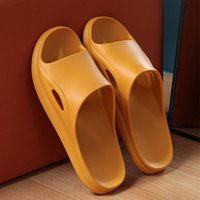 Slippers For Men And Women Summer Household Couples Bathroom Bath Slides Fashion Comfortable Sandles