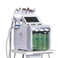 H2O2 작은 거품 클리너 하이드로 얼굴 클렌징 Cryo 초음파 피부 스크러버 페이셜 머신