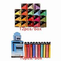 Bang XXL Dispositivo Descartável 800mAh E-Cigarros Bateria POD Pre-Cheio POD 2000 Puffs XXTRA Kits Vape Pen Vape VS Fluxo de Barra Pufa Xtra Plus XL Extra DHL