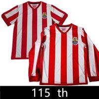 20 21 115-летие Chivas Футбол Джорки с длинным рукавом 2021 Liga MX Guadalajara Home Away Brizuela 115 лет Футбольная футболка Мужчины Женщины Детский Комплект Униформа