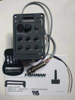 2020 Nuovo Fishman originale Presists Blend Preamp Microfono e sistema di ritiro in magazzino