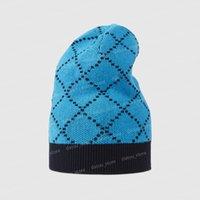 Designer Männer Kaschmir Eimer Hat Womens Woolen gemischt Gestrickte Casquette Designer Caps Hüte Herren Winter Strickkappe Warme Motorhaube Mützen 2021