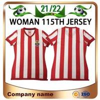 21/22 115th Anniversary Women Chivas Soccer Jerseys 2021 Mexico Club Liga MX Guadalajara Brizuela ragazza 115 anni Maillots de calcio camicia uniformi vendite