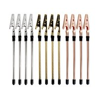 Más nuevo colorido metal clip de fumar tabaco preroll cigarrillo soporte soporte soporte soporte de mano accesorios portátiles de alta calidad 455 S2