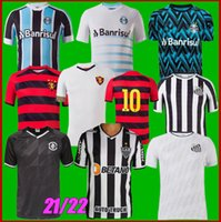 Erkekler + Çocuklar 2021 Gremio Futbol Formaları Guild Giuliano 2122 Ev Uzakta Ramiro Geromel Luan Maicon Fernandinho Futbol Gömlek