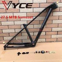 Vyce HQMTB-03 MTB دراجة الإطار 27.5er إطارات الكربون إطارات الجبال ركوب الدراجات