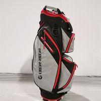 Panier de golf Sac 14 Grille Douce Light Golf Sac Durable Dregon Dance Tissu