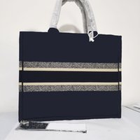 Роскошь 5a Вышивка женская сумка Классический бренд Трехмерная Текстура Холст Большая Емкость Трудная сумка Высокая Качественная сумочка