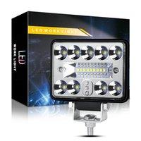 3 Inch Mini 54W LED Work Light Bar Square Spot beam 24V 12V Off Road Lights For Truck 18X3W Car SUV ATV IP67 Lamp