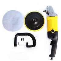 220-230V Adjustable Variable Speed Car Polishing Machine Electric Cars Polisher Waxing Automobile Tools Care Products