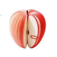 الإبداعية شكل الفاكهة ملاحظات ورقة لطيف التفاح الليمون الكمثرى الملاحظات الفراولة مذكرة الوسادة ورقة لزجة المنبثقة الملاحظات مكتب التموين مكتب BWA6155