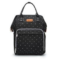 Diaper Bags Fashion 2021 Upgraded Mummy Maternity Nappy Bag Large Capacity Baby Travel Backpack Designer Nursing Care