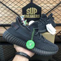 Üst Adidas Yeesy Boost 350 V2 Kanye Batı Koşu Ayakkabıları Mono İnci Kilit Beluga Kuyruk Işık 3 M Static Yansıtıcı Zebra Spor Trainer Sneaker Kutusu Boyutu 36-48EUR