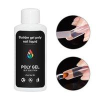 Nail Gel Professional Solution Slip Builder Tip Extension Liquid Manicure UV Art