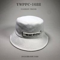 Bucket Hat Hip Hop Style Artistic All-Matching Sunlight Blocker for Summer Ins classic fashion-forward trendy super A quality factory whole sale price