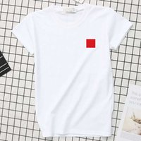 Summer fashion Shirts Designer T For Men Tops Luxury Letter Embroidery T Women Clothing Short Sleeved Tees