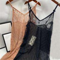 Classic Jacquard Mujeres Nightdress Swimwear Fashion Soft Touch Lady Pijama Sexy Sleapwear Fiesta Banquete Encaje Casa Inicio Ropa Swimsuit G663