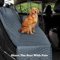 Capa do carro do cão Prodigen Capa impermeável do transporte do animal de estimação do transporte do animal de estimação da esteira do protetor do suporte para pequenos grandes tampas dos cães grandes