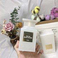 Yüksek Sonlu Marka Hava Spreyi 100 ML Parfüm Buzlu Şişe Eau De Soleil Blanc En Kaliteli Güzel Kokusu Uzun Kalıcı Zaman Hızlı Teslimat