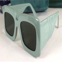 Nova Moda Especial Design Sunglasses 0811s Quadrado Frame Design Popular UV400 Eyewear Avant-Gardas e Estilo Templos De Qualidade Superior Simples SWKQ