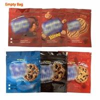 Edibles Emballage Sac Tours Ahoy Canna Butter 250mg 500mg Candy Conteneur de bonbons Mylar Zipper Lock Verrou refente au détail en aluminium